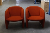 Artifort Ben Chair Rood