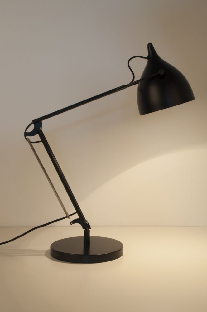 Bureaulamp PUCK van WEST
