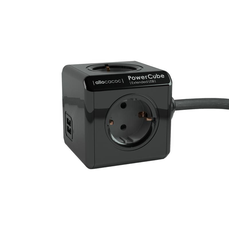 PowerCube incl. USB aansluiting