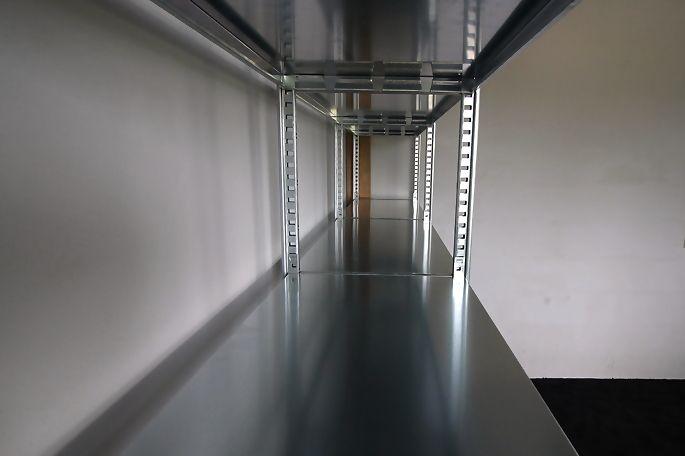 Stellingkast 40 Cm Breed.Stelling 5 Meter 40cm Diep Met Legborden Alles Voor De Helft Nl