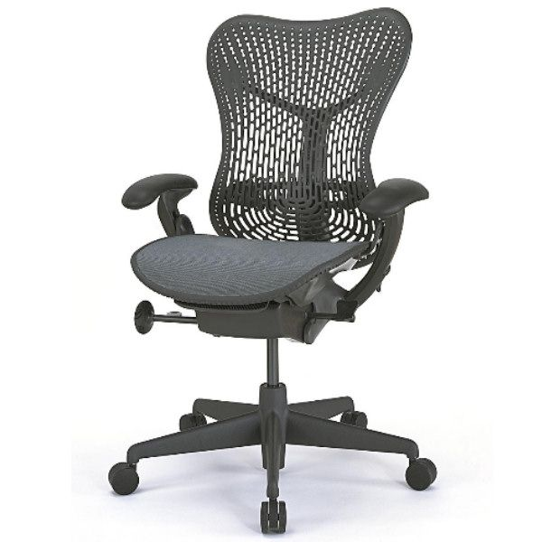 Tweedehands Herman Miller Mirra Chair bureaustoel