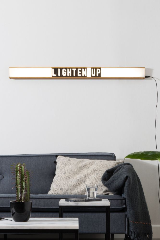 Wandlamp SPEAK UP van WEST